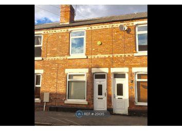 Thumbnail 2 bed terraced house to rent in Bernard St, Nottingham