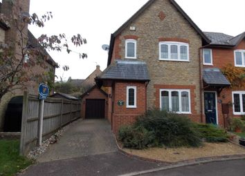 Thumbnail 2 bed end terrace house to rent in Crosslands, Fringford, Bicester