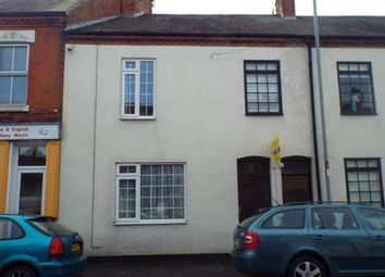 Thumbnail 3 bed terraced house for sale in High Street, Syston, Leicester, Leicestershire