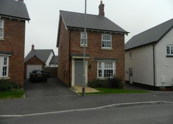 Thumbnail 3 bed detached house for sale in Gretton Drive, Anstey, Leicester
