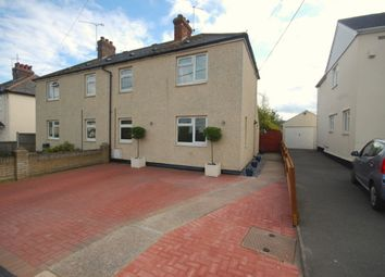 Thumbnail 2 bedroom semi-detached house for sale in Rectory Road, Writtle, Chelmsford