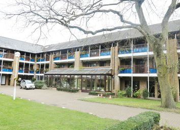 Thumbnail 2 bed flat for sale in Emmbrook Court, Woolacombe Drive, Reading