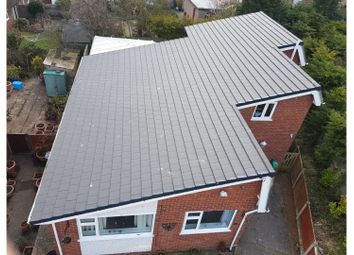 Thumbnail 4 bed detached bungalow for sale in Maes Gweryl, Conwy