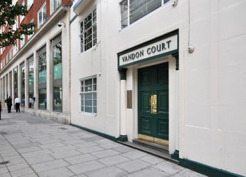 Thumbnail 1 bed flat for sale in Petty France, Westminster