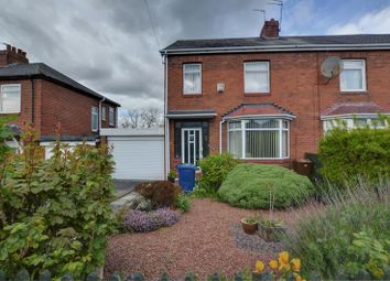 Thumbnail 3 bed semi-detached house for sale in Denton Road, Denton Burn, Newcastle Upon Tyne