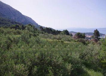 Thumbnail Land for sale in Makarska, Split-Dalmatia, Croatia