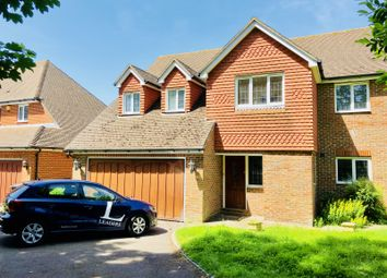 Thumbnail 4 bedroom detached house to rent in Willowbank Place, Purley