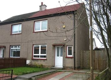 Thumbnail 2 bed semi-detached house to rent in Letham Gardens, Livingston, Livingston