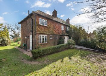 Thumbnail 3 bed barn conversion for sale in Fletching, Uckfield
