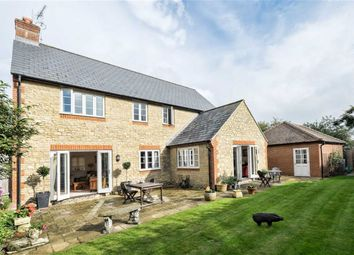 Thumbnail 4 bedroom link-detached house for sale in Mortree Court, Shrivenham, Oxfordshire