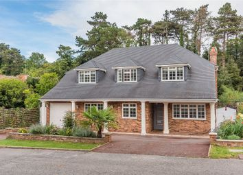 Thumbnail 4 bed detached house for sale in Bullers Wood Drive, Chislehurst