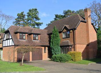 Thumbnail 5 bedroom detached house for sale in Weylands Park, Ellesmere Road, Weybridge