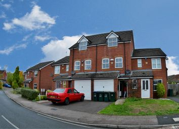 Thumbnail 3 bed terraced house to rent in Fow Oak, Tile Hill, Coventry