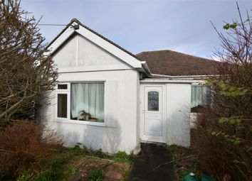Thumbnail 2 bedroom detached bungalow for sale in Old Woodlands Road, Plymouth, Devon