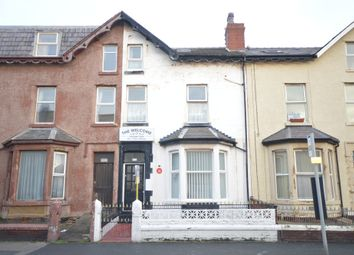 Thumbnail 4 bed terraced house for sale in Dickson Road, Blackpool