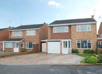 Thumbnail 4 bed detached house for sale in St. Marys Road, Alcester
