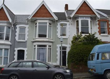 Thumbnail 4 bed terraced house for sale in Ernald Place, Swansea