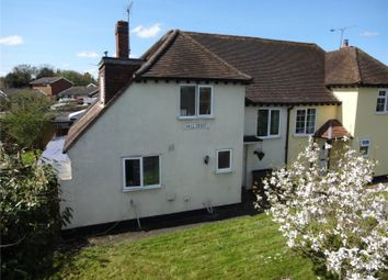Thumbnail 3 bed semi-detached house for sale in Hillcrest, Eversley Road, Arborfield Cross, Berkshire