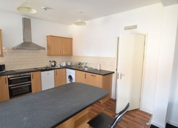 Thumbnail 8 bed flat to rent in Alfreton Road, Nottingham