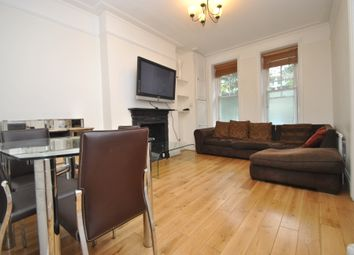 Thumbnail 1 bed flat to rent in Addison Bridge Place, London