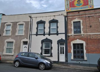 Thumbnail 2 bed terraced house for sale in William Street, Totterdown, Bristol