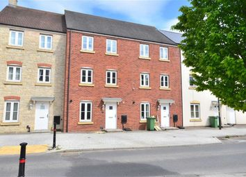 Thumbnail 5 bed town house for sale in Typhoon Way, Brockworth, Gloucester