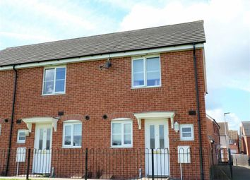 Thumbnail 2 bed end terrace house for sale in Park View, Hereford, Herefordshire