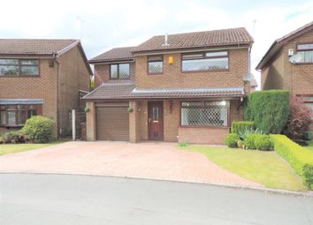 Thumbnail 4 bed detached house for sale in 14 Pinewood, North Chadderton