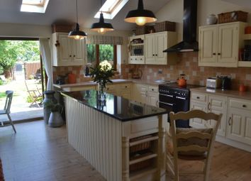 Thumbnail 3 bedroom detached house for sale in Station Road, Ulceby