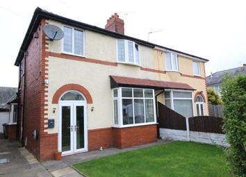 Thumbnail 3 bed semi-detached house for sale in Linton Grove, Penwortham, Preston