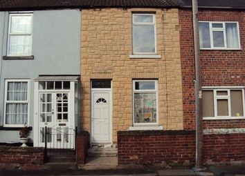 Thumbnail 2 bed terraced house to rent in Gray Street, Clowne, Chesterfield