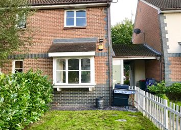 Thumbnail 1 bed terraced house for sale in Normandy Close, Crawley, West Sussex