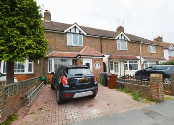 Thumbnail 3 bed property to rent in Queens Road, Eastbourne