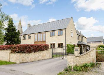 Thumbnail 5 bed detached house for sale in Park Lane, Skillington, Grantham