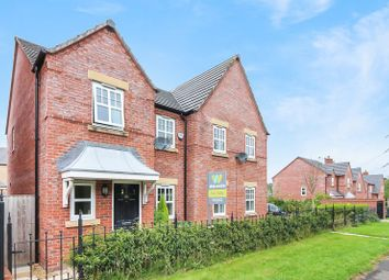 Thumbnail 3 bed semi-detached house for sale in Hulme Road, Radcliffe, Manchester