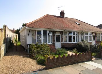 Thumbnail 2 bed semi-detached bungalow for sale in Tunstall Avenue, Hainault