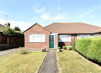 Thumbnail 2 bed semi-detached bungalow for sale in Duncan Way, Bushey, Hertfordshire