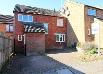 Thumbnail 4 bed semi-detached house for sale in Links Way, Luton, Bedfordshire