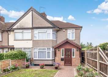 Thumbnail 3 bed end terrace house for sale in Blackfen Road, Blackfen, Sidcup