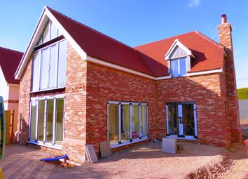 Thumbnail 4 bed detached house for sale in Andover Road, Ludgershall, Andover