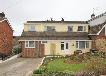 Thumbnail 3 bed detached bungalow for sale in Drake Avenue, Torquay