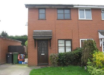 Thumbnail 2 bedroom semi-detached house to rent in Fountain Drive, St Georges, Telford