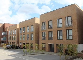 Thumbnail 4 bed town house to rent in Henrietta Way, Campbell Park, Milton Keynes