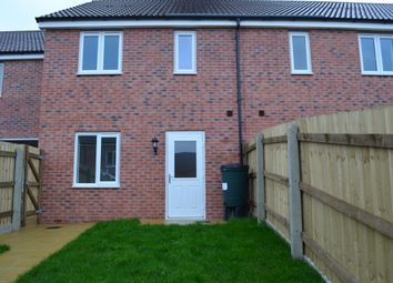 Thumbnail 2 bedroom end terrace house for sale in Plot 71 - 11 Beech Road, Cranbrook, Devon