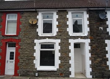 Thumbnail 3 bed terraced house to rent in Phillip Street, Graig, Pontypridd