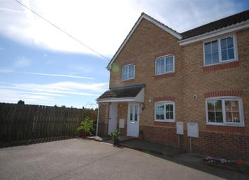 Thumbnail 3 bed semi-detached house for sale in Sunderland Gardens, Newbury