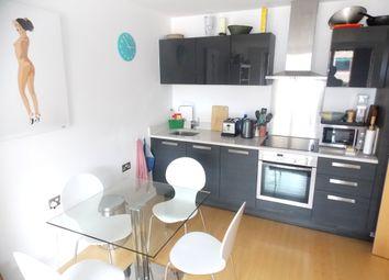 Thumbnail 2 bed flat to rent in Downham Wharf, Hertford Road, London