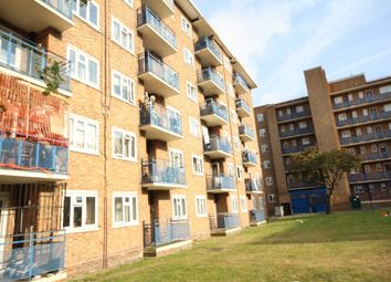 Thumbnail 3 bed flat to rent in Vanburge House, Homerton
