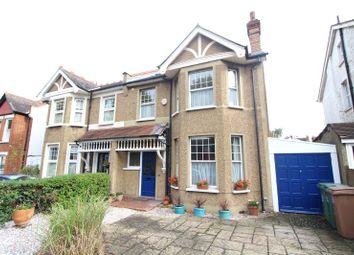 Thumbnail 3 bed semi-detached house for sale in Park Lane, Wallington