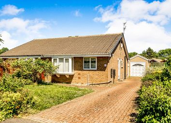 Thumbnail 2 bed bungalow for sale in Rockingham Road, Leeds